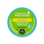 K-Cup® 16-Count Green Mountain Naturals® Lemonade Fruit Brew for Keurig® Brewers