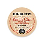K-Cup® 18-Count Bigelow® Vanilla Chai Black Tea for Keurig® Brewers