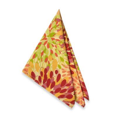 Fiesta® Calypso Napkin in Sunflower