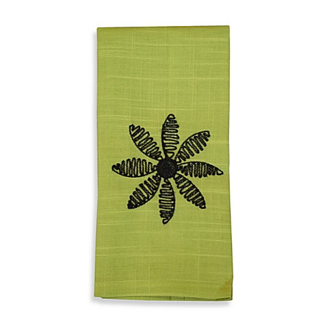 Summer Garden Napkin - Natural