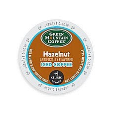 K-Cup® Green Mountain Coffee® Hazelnut Iced Coffee for Keurig® Brewers - Set of 16