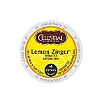 K-Cup® Celestial Seasonings® 18-Count Lemon Zinger® Tea for Keurig® Brewers