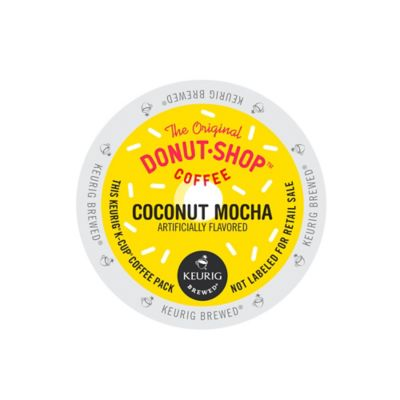 K-Cup® 18-Count The Original Donut Shop® Coconut Mocha Coffee for Keurig® Brewers