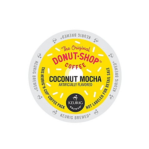 Keurig® K-Cup® Pack 18-Count The Original Donut Shop® Coconut Mocha Coffee