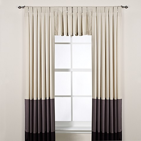 Henley 95-Inch Window Curtain Panel