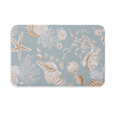 Natural Shells Cushion Mat