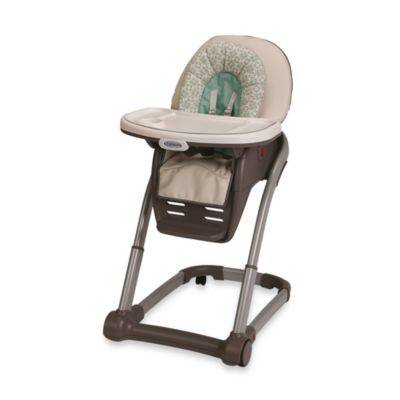 High Chairs > Graco® Blossom™ 4- in -1 High Chair Seating Cushion System in Winslet