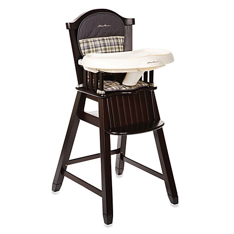 Eddie Bauer® Classic Wood High Chair in Colfax