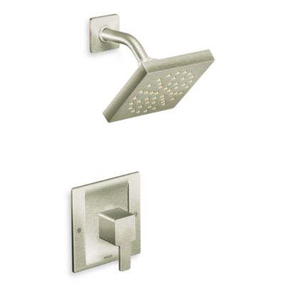 Moen 90 Degree Posi-Temp® Shower Only Trim in Brushed Nickel