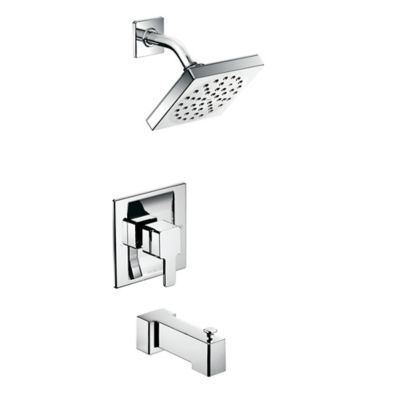Moen 90 Degree Moentrol® Tub/Shower Trim in Chrome
