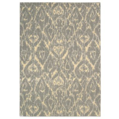 9-Foot 6-inches x 13-Foot Nourison Bhutan Rug
