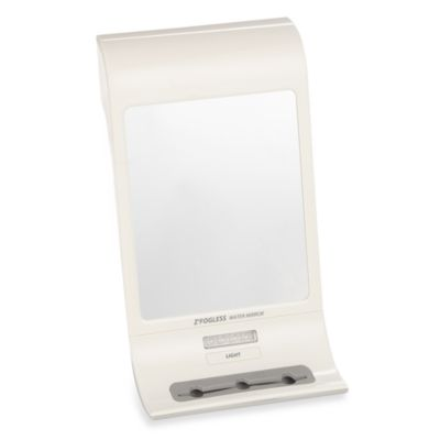 Z' Fogless™ Water Mirror -White