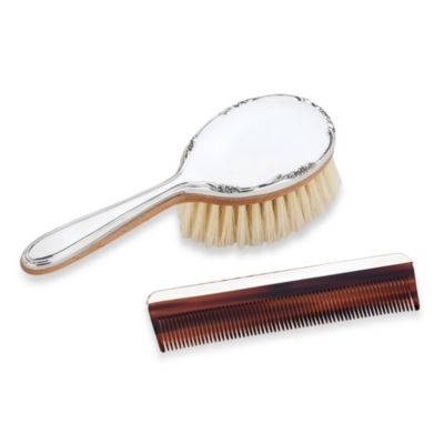 Reed & Barton® Georgia Girl's Brush and Comb Set