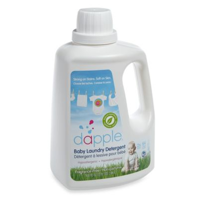 Dapple® Baby 100-Ounce Fragrance-Free Laundry Detergent