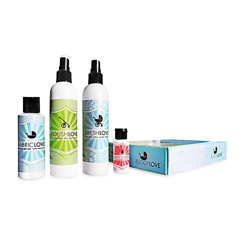 BuggyLOVE® Organic Stroller Cleaning Kit