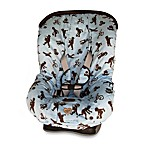 Baby Bella Maya™ Toddler Car Seat Cover in Little Boy Blue