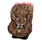 Baby Bella Maya™ Toddler Car Seat Cover in Lollipop Leopard