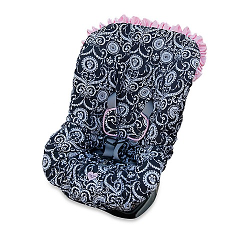 Baby Bella Maya™ Toddler Car Seat Cover in Mid Summer Dream