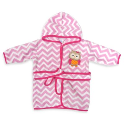 Neat Solutions® Hooded Fleece Bathrobe Bath Accessories