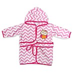 Neat Solutions® Hooded Fleece Robe in Owl
