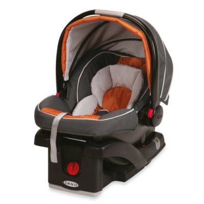 Graco® SnugRide® Click Connect™ 35 Infant Car Seat in Tangerine