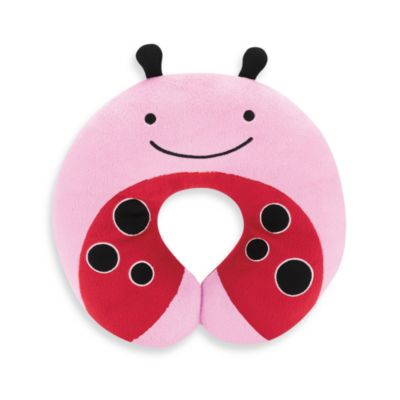 Car Seat Accessories > SKIP*HOP® Zoo Neckrest in Ladybug