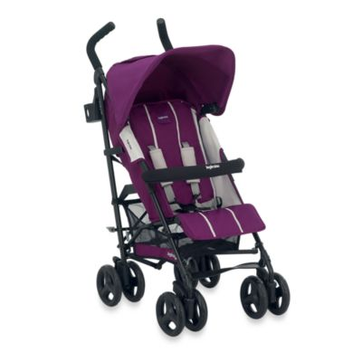 Inglesina Umbrella Stroller with Accessories in Purple
