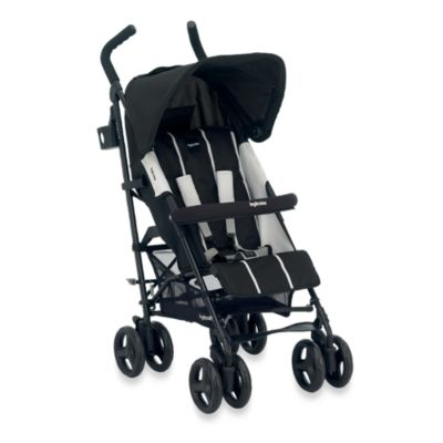 Inglesina Black Umbrella Stroller with Accessories