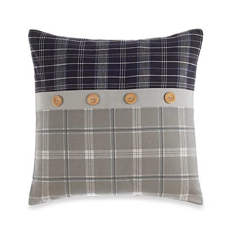 Nautica® Chatham Square Toss Pillow