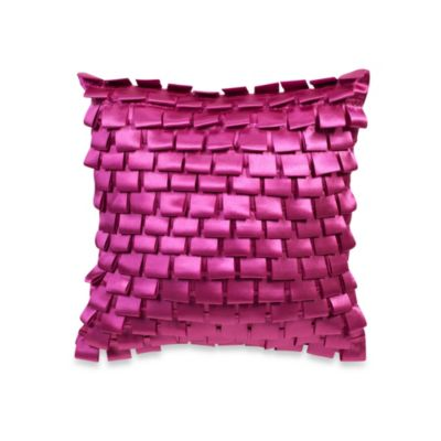 KAS® Kids Abbey 12-Inch x 12-Inch Square Toss Pillow
