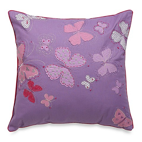 KAS® Kids Lexie 16-Inch x 16-Inch Toss Pillow