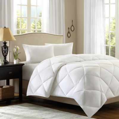 The Seasons Collections® Light Warmth Down-Alternative Comforter with Thinsulate™