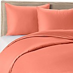 Wamsutta® 400 Duvet Cover Set in Coral