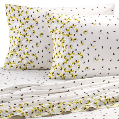 DVF Studio™ Graphic Poppy Full Sheet Set