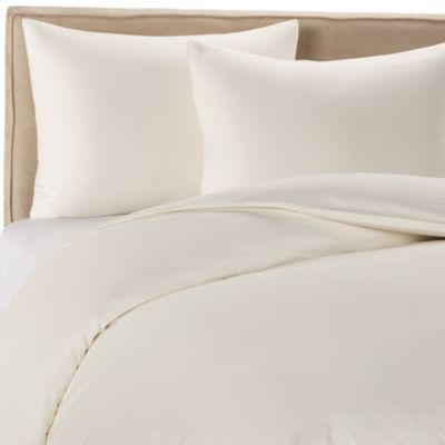 Wamsutta® 400 Full/Queen Duvet Cover Set in Ivory