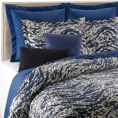 DVF Studio™ Leopard Splash Pillow Shams