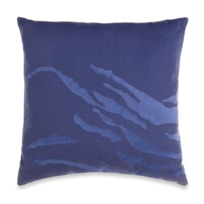 DVF Studio™ Leopard Splash Square Toss Pillow