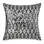 KAS® Penny Sequin Square Toss Pillow