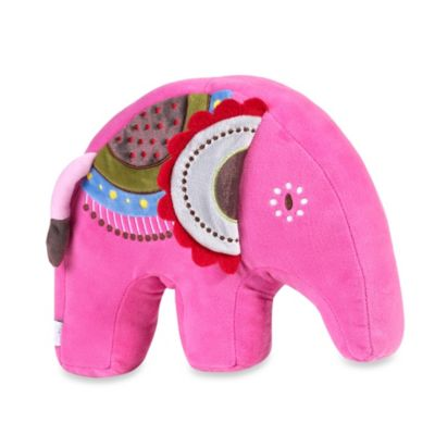 KAS® Kids Abbey Elephant Toss Pillow