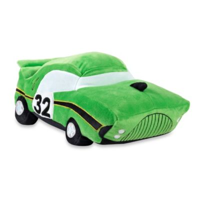 KAS® Kids Road Train Car Toss Pillow
