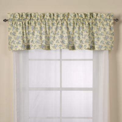 Laura Ashley® Caroline Window Valance