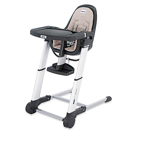 Inglesina® Zuma Gray High Chair in Cream