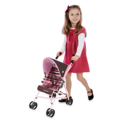 Maclaren Junior Quest Sedona Powder Pink Doll Stroller