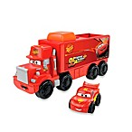 Fisher Price® Little People® Wheelies™ Disney-Pixar Cars Mack Hauler & Lightning McQueen