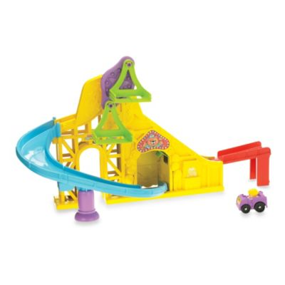 Fisher-Price® Little People® Wheelies™ Roller Coaster