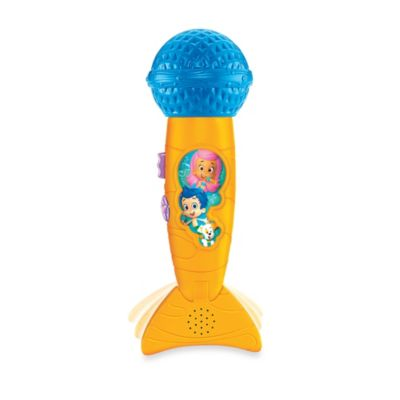 Fisher-Price® Bubble Guppies Rockin' Micro-Fin™