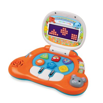 V-Tech® Baby Light-Up Laptop