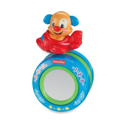 Fisher-Price® Laugh & Learn™ Puppy's Crawl-Along Musical Ball™ - from Fisher Price