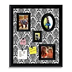 Damask Magnetic Photo Collage