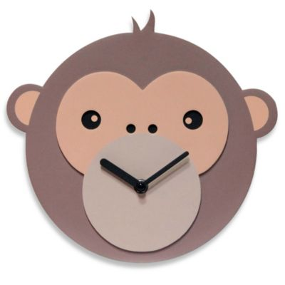 Infinity Instruments Monkey Business Clock